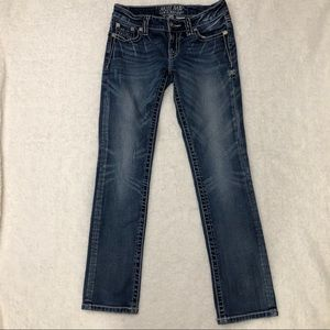 """MissMe """"the M series"""" for Buckle Straight Cut Jean"""